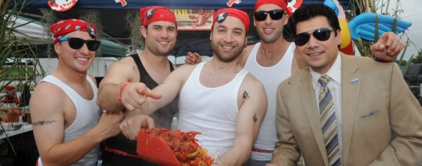 2013 Crawfish Mambo Pirates of Da Bayou